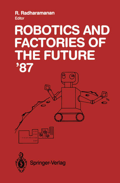 Robotics and Factories of the Future '87 - Coverbild