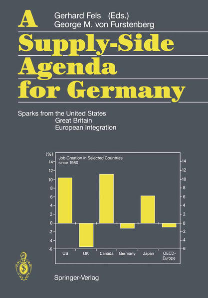 A Supply-Side Agenda for Germany - Coverbild