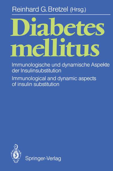 Diabetes mellitus - Coverbild