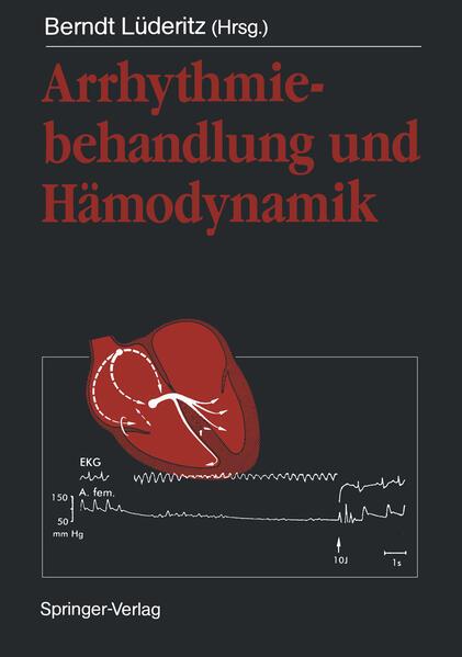 Arrhythmiebehandlung und Hämodynamik - Coverbild