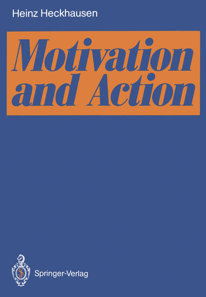 Motivation and Action - Coverbild