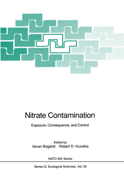 Nitrate Contamination - Coverbild