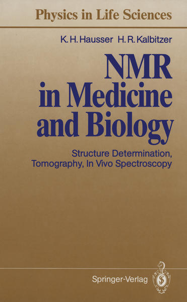 NMR in Medicine and Biology - Coverbild