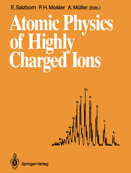 Atomic Physics of Highly Charged Ions von Erhard Salzborn PDF Download