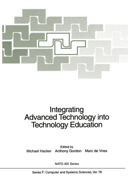 Integrating Advanced Technology into Technology Education - Coverbild