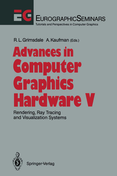 Advances in Computer Graphics Hardware V - Coverbild
