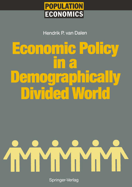 Economic Policy in a Demographically Divided World - Coverbild