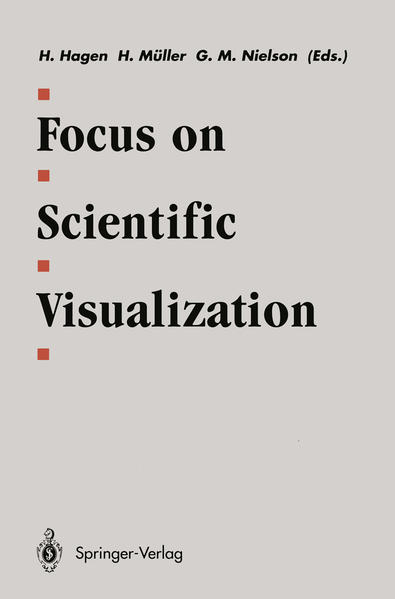 Focus on Scientific Visualization - Coverbild