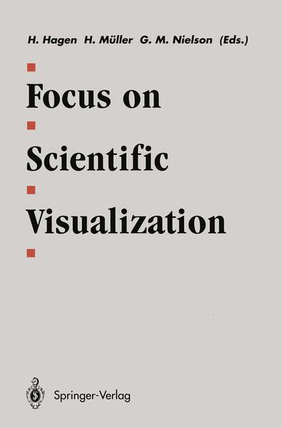 Focus on Scientific Visualization - Coverbild
