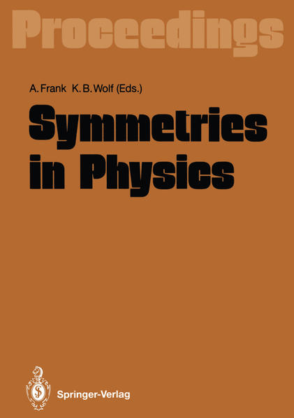 Symmetries in Physics - Coverbild