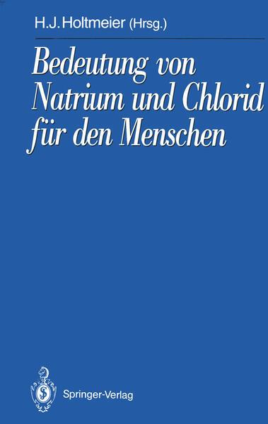 Bedeutung von Natrium und Chlorid für den Menschen - Coverbild