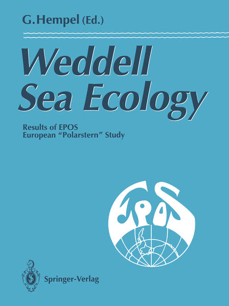 Weddell Sea Ecology - Coverbild