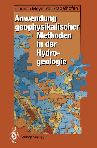 Anwendung geophysikalischer Methoden in der Hydrogeologie - Coverbild