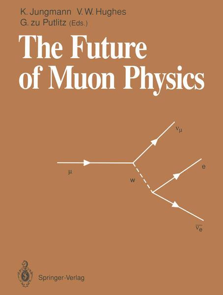 The Future of Muon Physics - Coverbild
