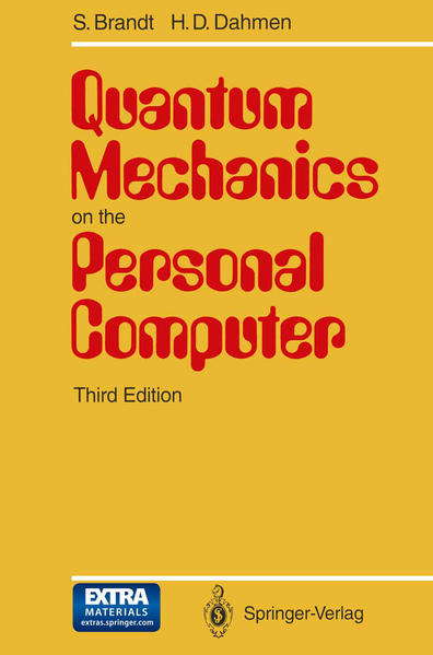 Quantum Mechanics on the Personal Computer - Coverbild