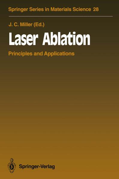 Laser Ablation - Coverbild