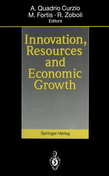Innovation, Resources and Economic Growth - Coverbild