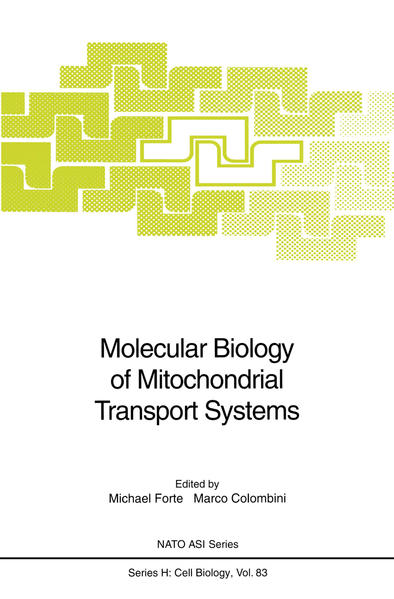 Molecular Biology of Mitochondrial Transport Systems - Coverbild