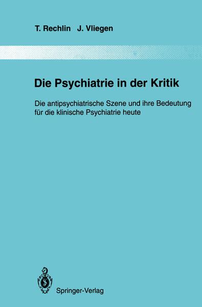 Die Psychiatrie in der Kritik - Coverbild
