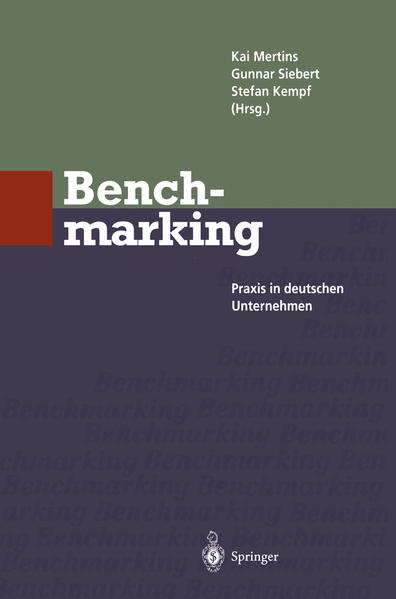 Benchmarking - Coverbild