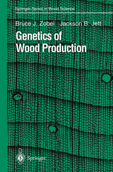 Genetics of Wood Production - Coverbild
