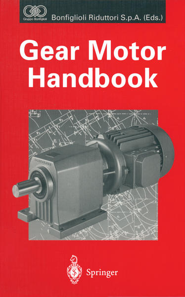 Gear Motor Handbook - Coverbild