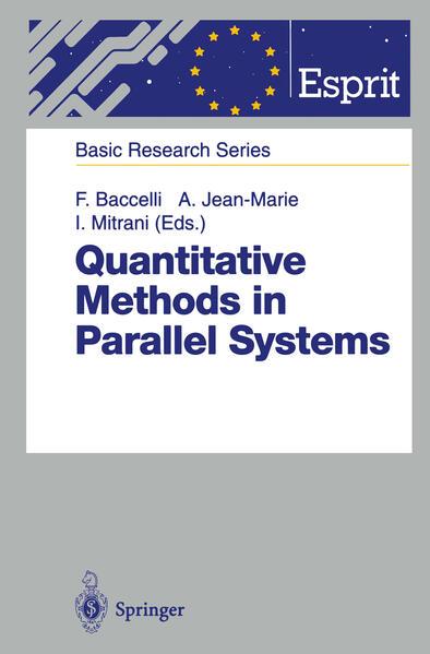 Quantitative Methods in Parallel Systems - Coverbild