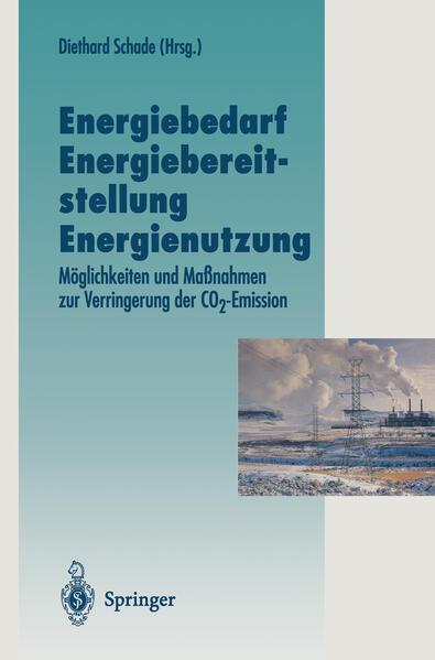 Energiebedarf Energiebereitstellung Energienutzung - Coverbild