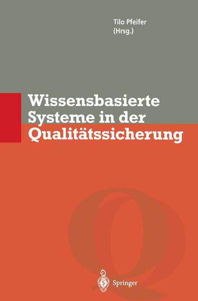 Wissensbasierte Systeme in der Qualitätssicherung - Coverbild