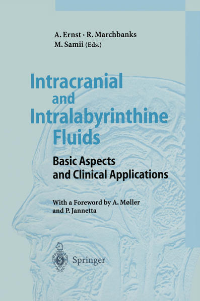 Intracranial and Intralabyrinthine Fluids - Coverbild