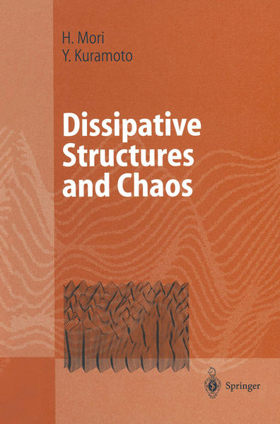 Dissipative Structures and Chaos - Coverbild