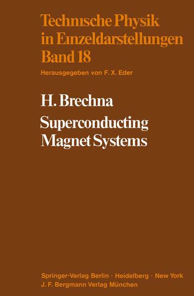 Superconducting Magnet Systems - Coverbild