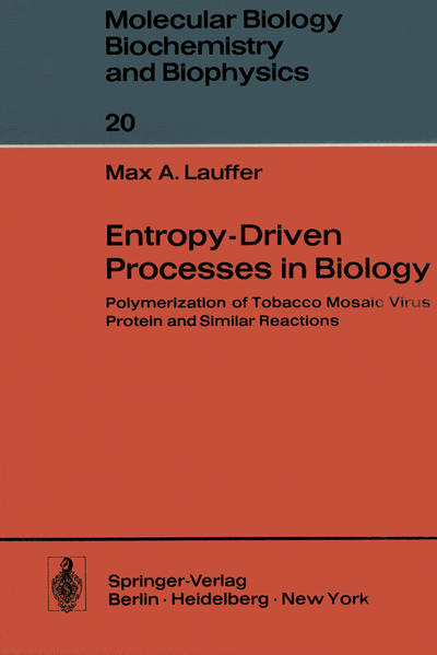 Entropy-Driven Processes in Biology - Coverbild
