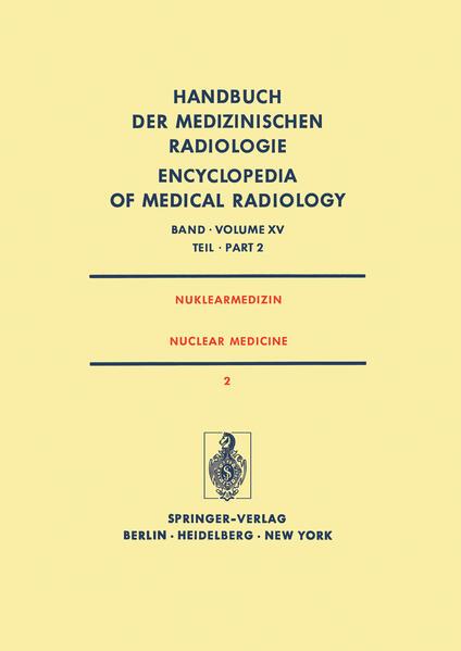 Nuklearmedizin/ Nuclear Medicine - Coverbild