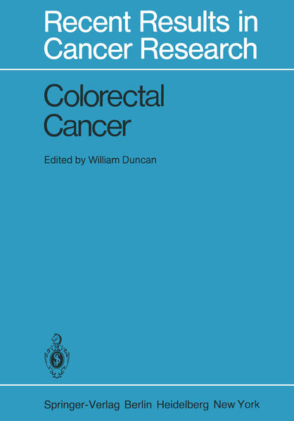 Colorectal Cancer - Coverbild