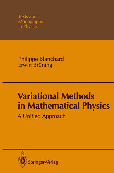 Variational Methods in Mathematical Physics - Coverbild
