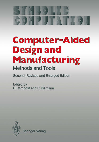 Computer-Aided Design and Manufacturing - Coverbild