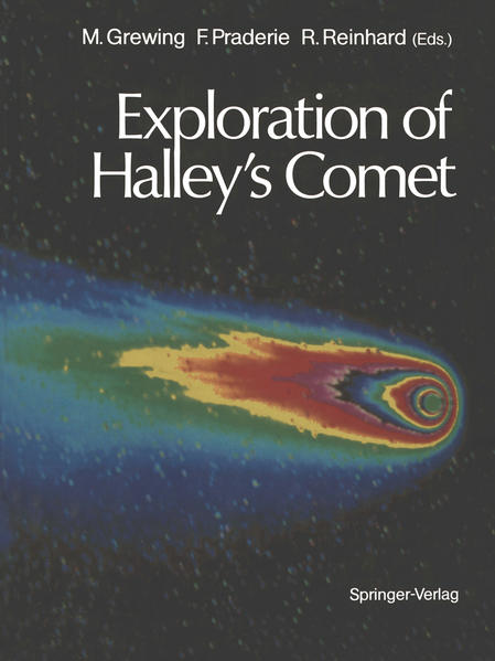 Exploration of Halley's Comet - Coverbild