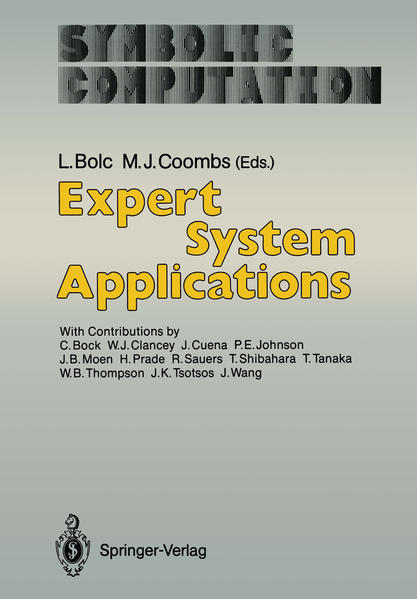 Expert System Applications - Coverbild