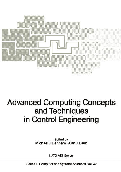 Advanced Computing Concepts and Techniques in Control Engineering - Coverbild