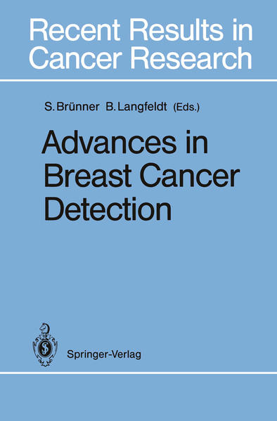 Advances in Breast Cancer Detection - Coverbild