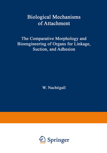 Biological Mechanisms of Attachment - Coverbild