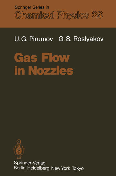Gas Flow in Nozzles - Coverbild