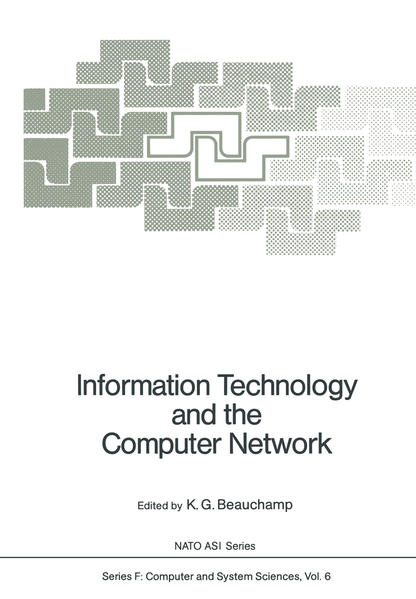 Information Technology and the Computer Network - Coverbild