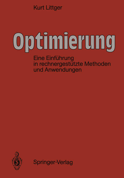 Optimierung - Coverbild