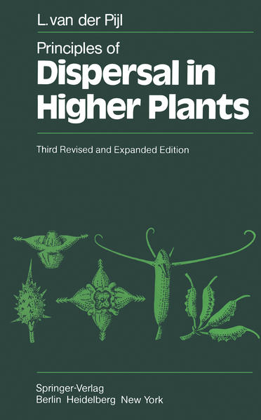 Principles of Dispersal in Higher Plants - Coverbild