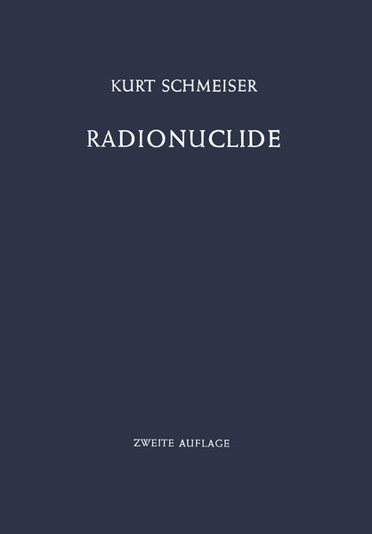 Radionuclide - Coverbild