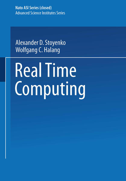 Real Time Computing - Coverbild