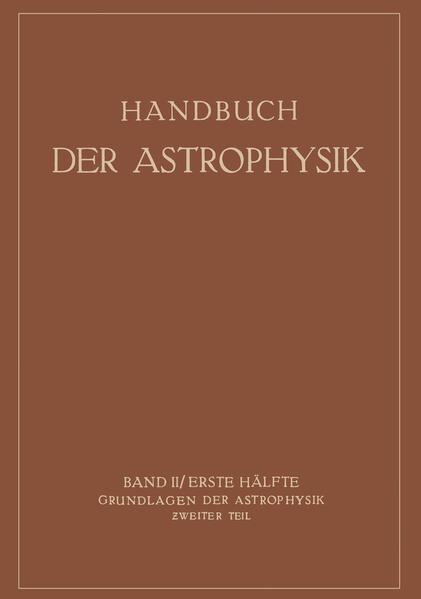 Grundlagen der Astrophysik - Coverbild