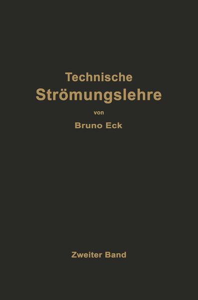 Einführung in die technische Strömungslehre - Coverbild